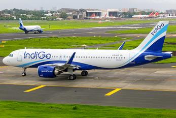 VT-IST - IndiGo Airbus A320 NEO