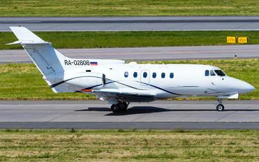 RA-02808 - Private British Aerospace BAe 125