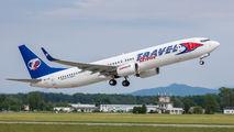 OK-TSM - SmartWings Boeing 737-900ER aircraft