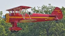 D-EMDV - Private Boeing Stearman, Kaydet (all models) aircraft