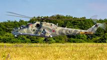 RF-90639 - Russia - Navy Mil Mi-24P aircraft
