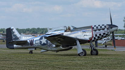 NL51ZW - Private North American P-51D Mustang