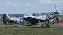 NL51ZW - Private North American P-51D Mustang aircraft