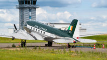 N249CM - Private Douglas DC-3 aircraft