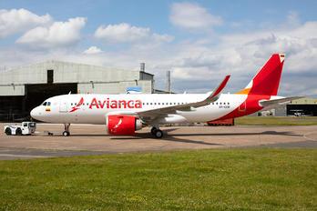 VP-CCR - Avianca Airbus A320 NEO
