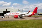VP-CCR - Avianca Airbus A320 NEO aircraft