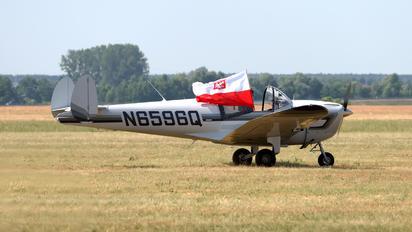 N6596Q - Private Alon A-2 Aircoupe