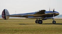 N25Y - The Flying Bulls Lockheed P-38 Lightning aircraft