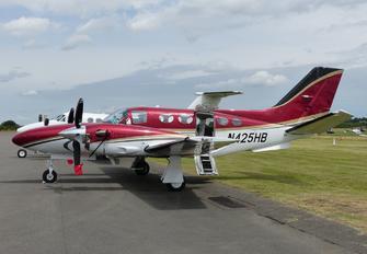 N425HB - Private Cessna 425 Conquest I