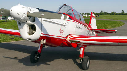 SP-CTB - Aeroklub Ziemi Mazowieckiej Zlín Aircraft Z-526F