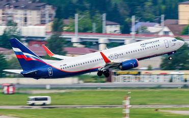VP-BMM - Aeroflot Boeing 737-800