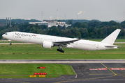 Nordwind Boeing 777 visited Dusseldorf title=