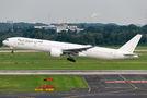 Nordwind Boeing 777 visited Dusseldorf