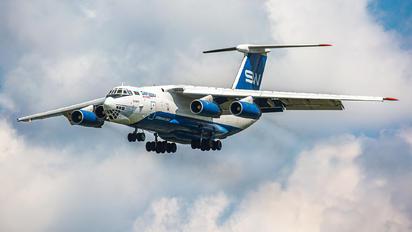 4K-AZ40 - Silk Way Airlines Ilyushin Il-76 (all models)