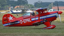 D-EPNL - Private Pitts S-1E aircraft