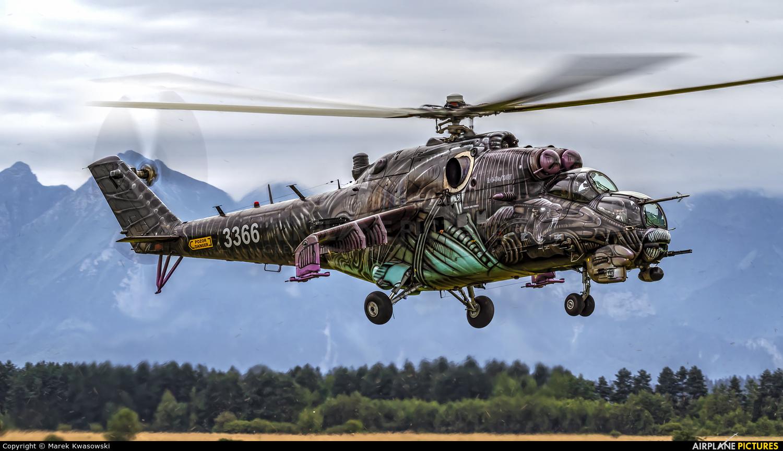 Czech - Air Force 3366 aircraft at Nowy Targ
