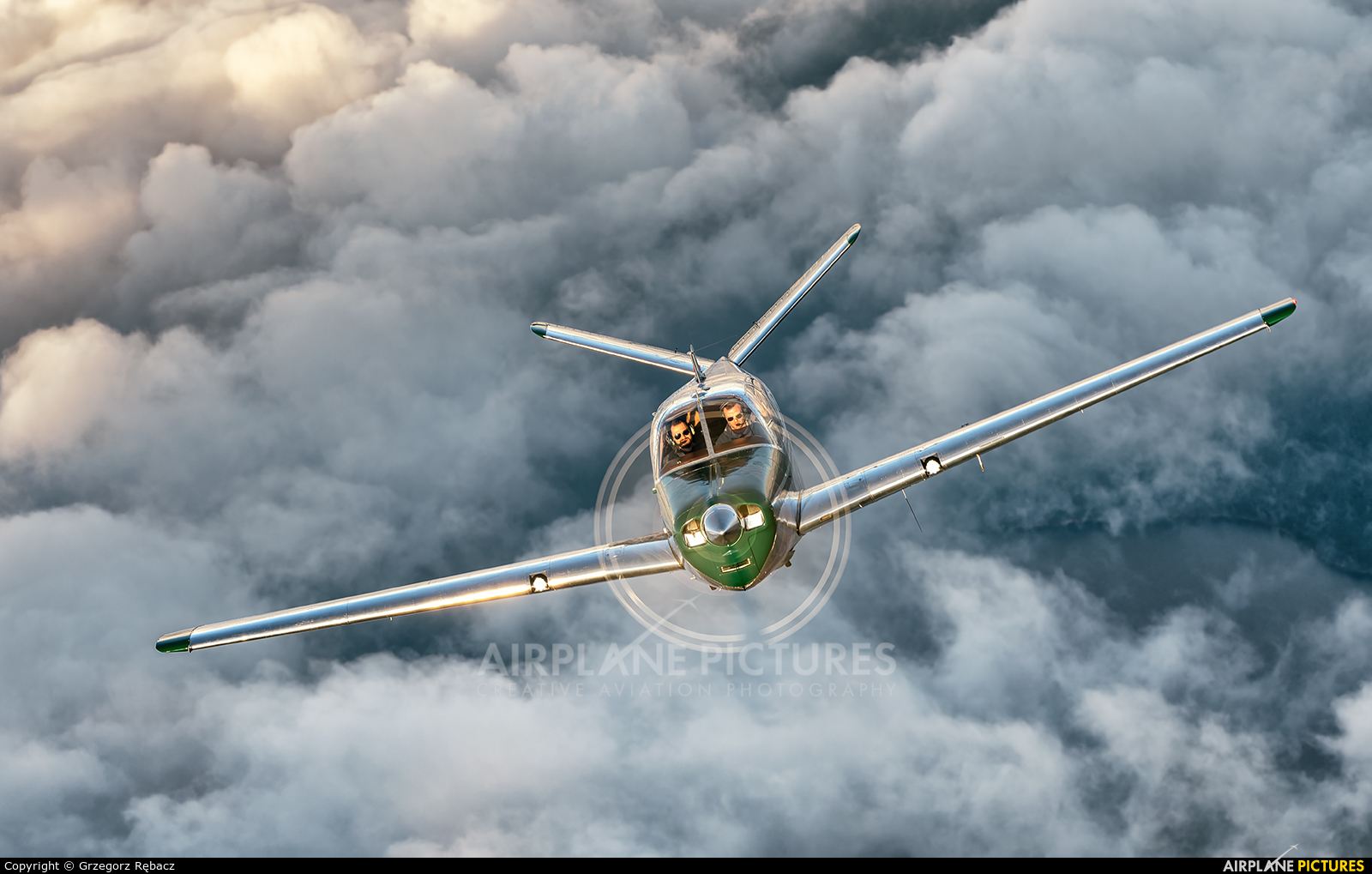 Private N5159C aircraft at In Flight - Poland