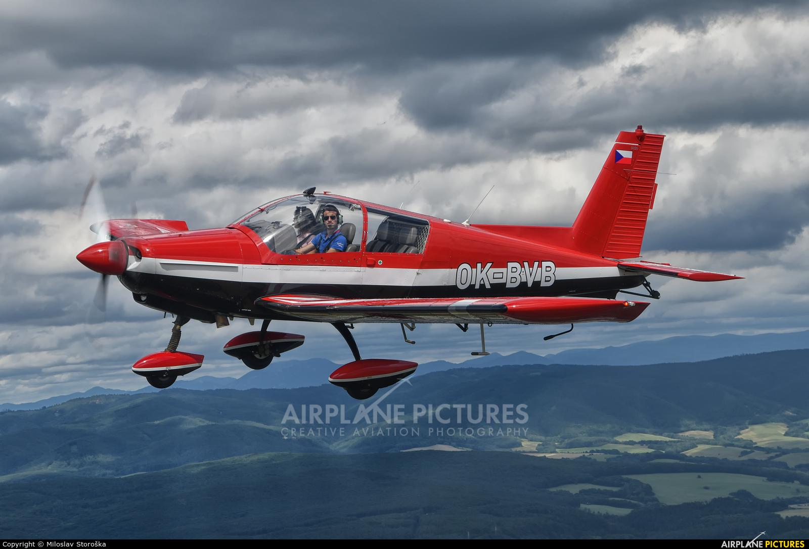 Aeroklub Bŕeclav OK-BVB aircraft at In Flight - Slovakia