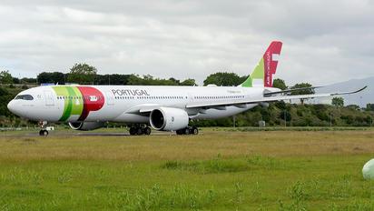 CS-TUE - TAP Portugal Airbus A330-900