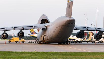 87-0035 - USA - Air Force Lockheed C-5M Super Galaxy