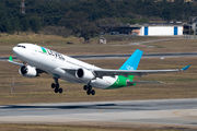 Rare visit of LEVEL A330 to Sao Paulo title=