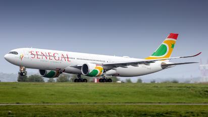 6V-ANB - Air Senegal Airbus A330-900