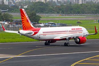 VT-EXP - Air India Airbus A320 NEO