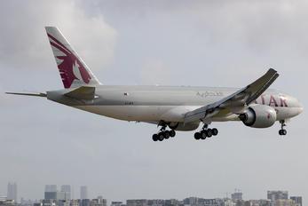 A7-BFX - Qatar Airways Cargo Boeing 777F