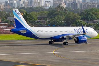 VT-IZU - IndiGo Airbus A320 NEO