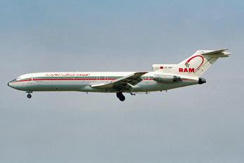 CN-RMP - Royal Air Maroc Boeing 727-200 (Adv)