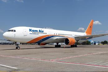UR-CSX - Ukrainian Wings Boeing 767-300ER