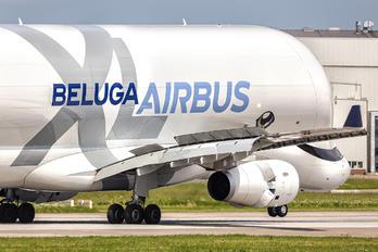 F-GXLI - Airbus Transport International Airbus A330-743L