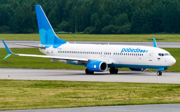 VP-BPL - Pobeda Boeing 737-800