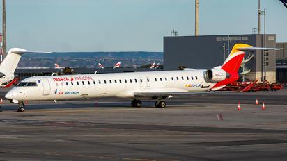 EC-LJR - Air Nostrum - Iberia Regional Canadair CL-600 CRJ-1000