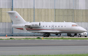 OE-INX - Private Canadair CL-600 Challenger 604