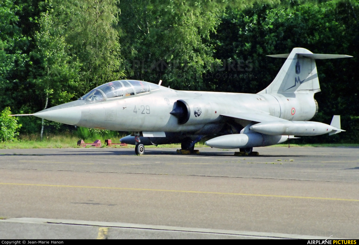 Italy - Air Force MM54232 aircraft at Kleine Brogel