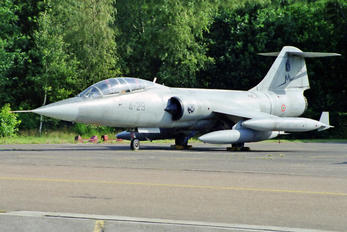 MM54232 - Italy - Air Force Lockheed TF-104G Starfighter