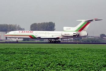 LZ-BTY - Balkan Tupolev Tu-154M