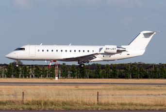 9H-JOY - Air X Canadair CL-600 Challenger 850
