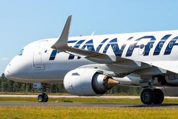 OH-LKM - Finnair Embraer ERJ-190 (190-100)