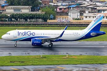 VT-IZI - IndiGo Airbus A320 NEO