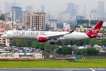 G-VRNB - Virgin Atlantic Airbus A350-1000