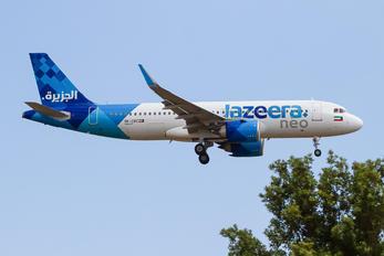 9H-CBC - Jazeera Airways Airbus A320 NEO