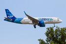 Jazeera Airbus A320neo visited Palma de Mallorca