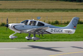 D-EUCK - Private Cirrus SR22T