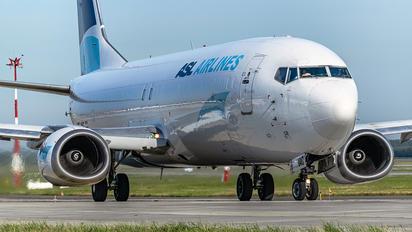 OE-IAC - ASL Airlines Boeing 737-400SF