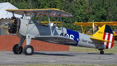 N9051N - Private Boeing Stearman, Kaydet (all models)
