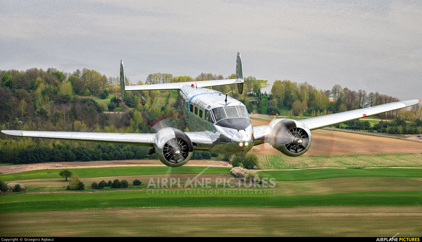 Private OK-BSC aircraft at In Flight - Poland