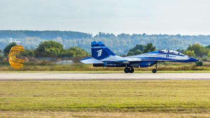 1 - MiG Design Bureau Mikoyan-Gurevich MiG-29UB