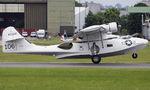 Catalina Aircraft Consolidated PBY-5A Catalina G-PBYA at Paris - Le Bourget airport